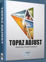 Software fotoritocco - Topaz Adjust 4