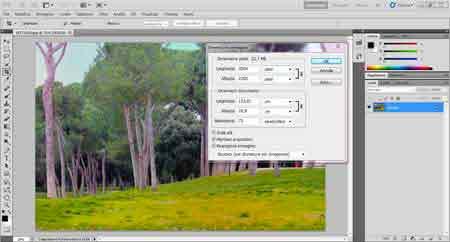 Aumentare Ridurre Risoluzione Foto Con Photoshop Solutionphoto